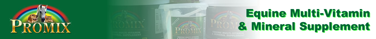 Promix Animal Supplements